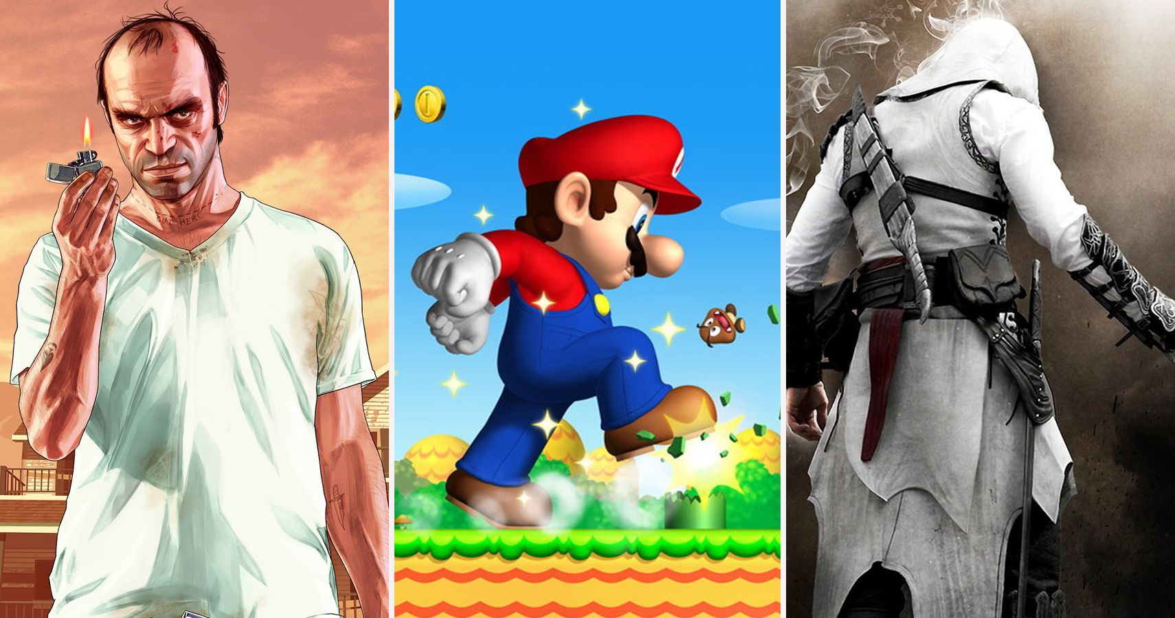 The Top 50 Highest-Grossing Video Game Franchises