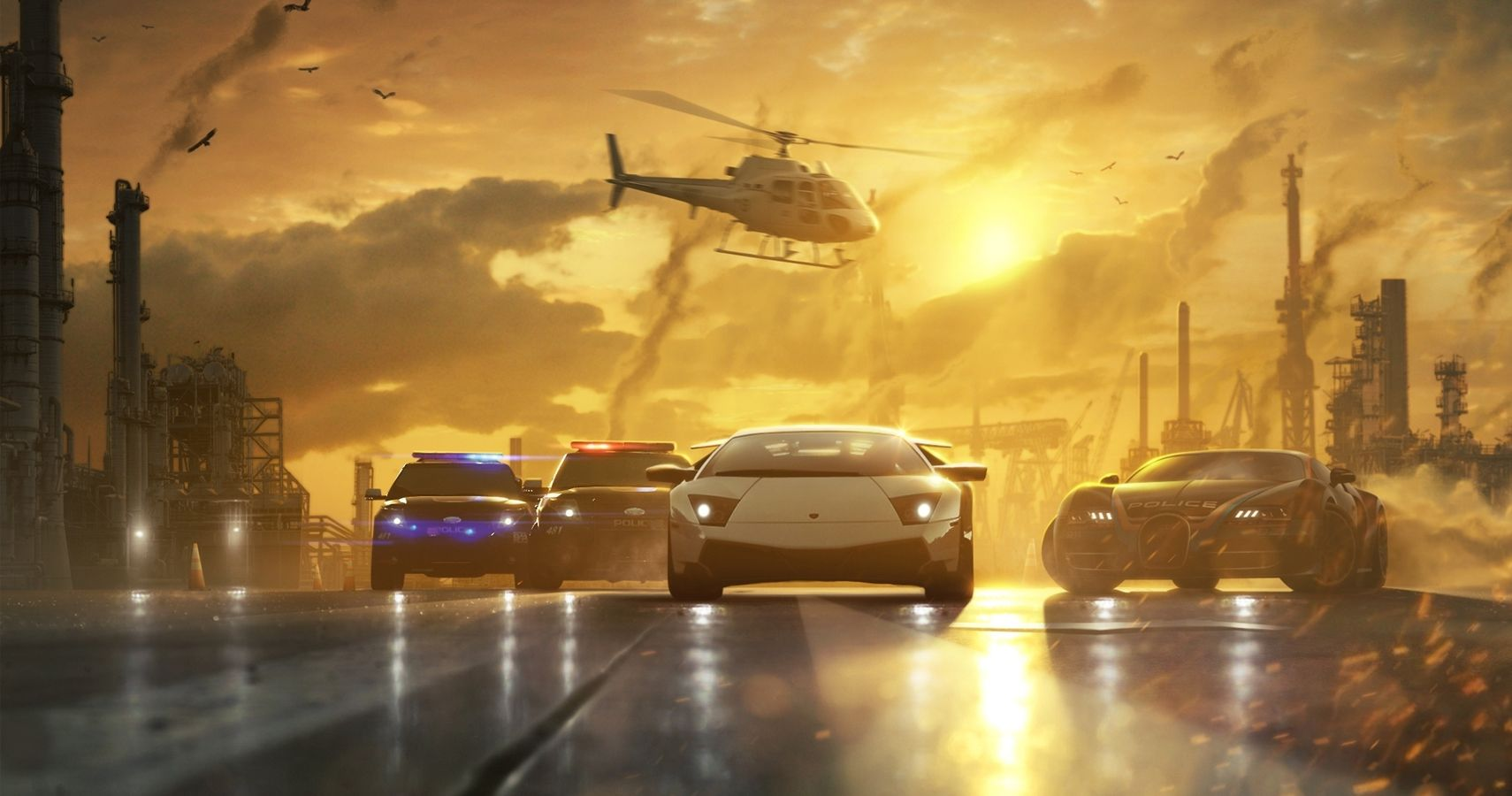 Ranking Every Need For Speed Game From Worst To Best | TheGamer