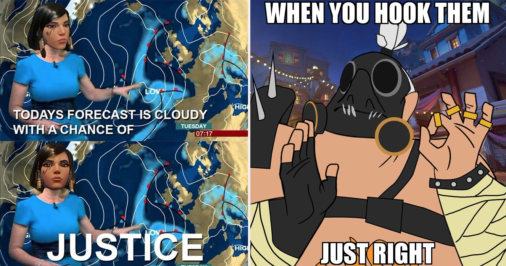 15 Hilarious Overwatch Memes That Will Make Any Player Say