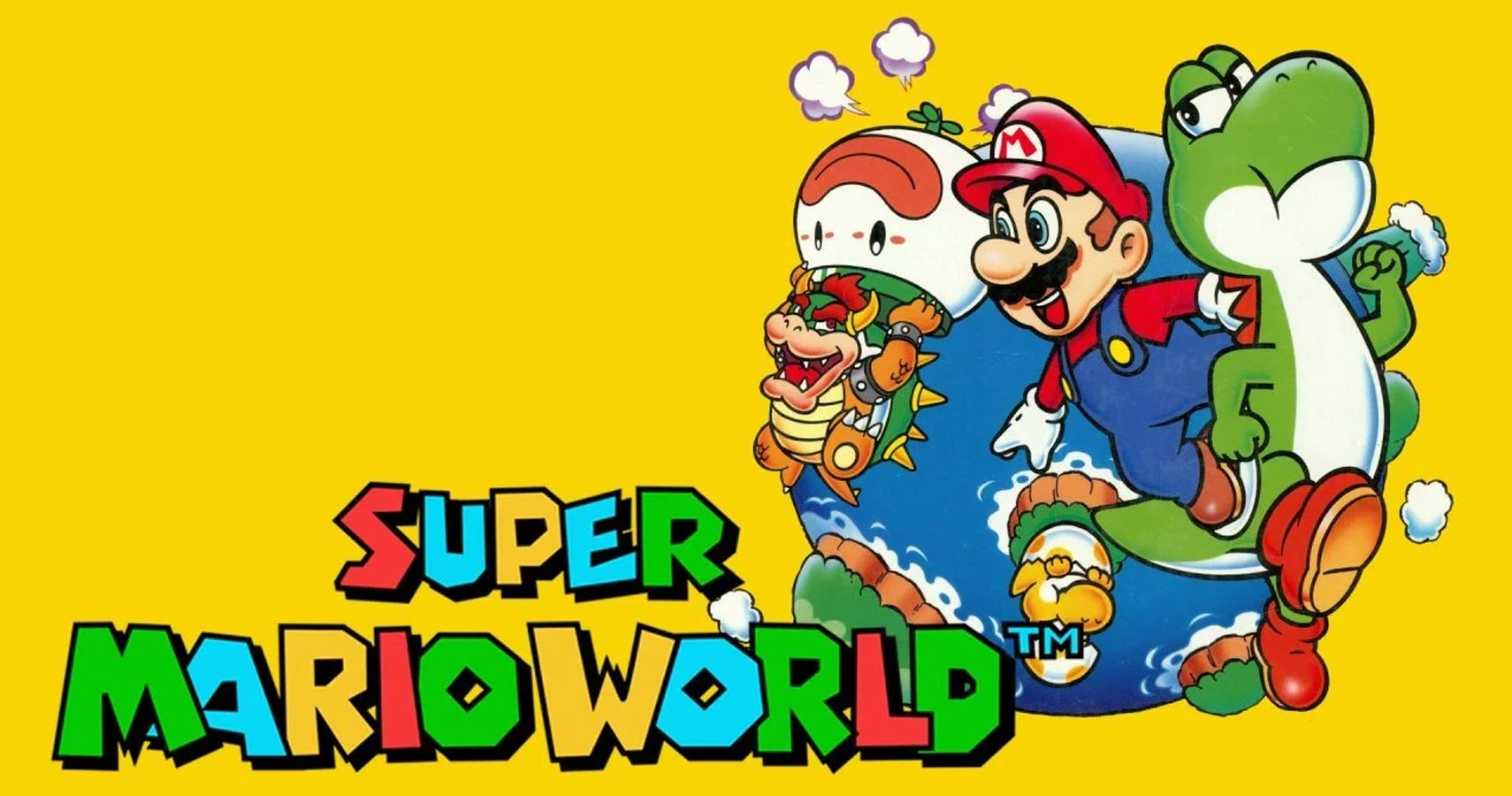 15 Awesome Things You Didn't Know About Super Mario World