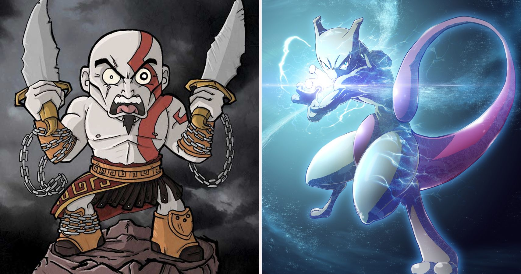 Weakling 15 Characters Who Could Pulverize Kratos Thegamer