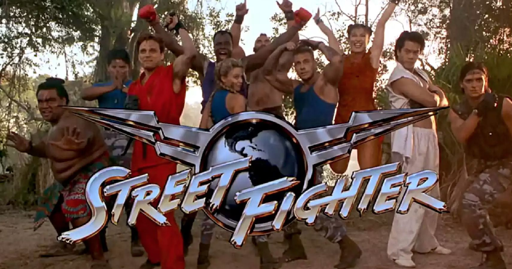 Street Fighter 15 Insane Differences Between The Movie And The Games