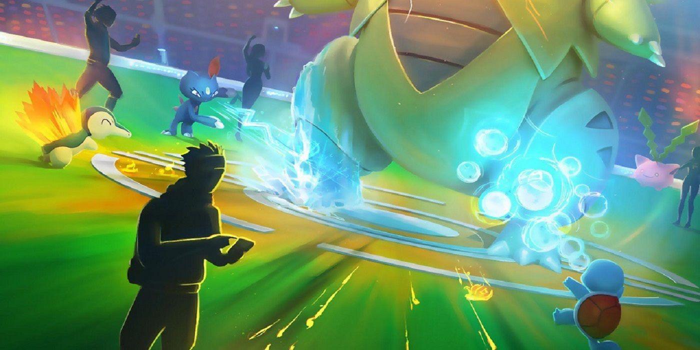 GymHuntr Helps Find Pokémon Go Raid Battles | TheGamer