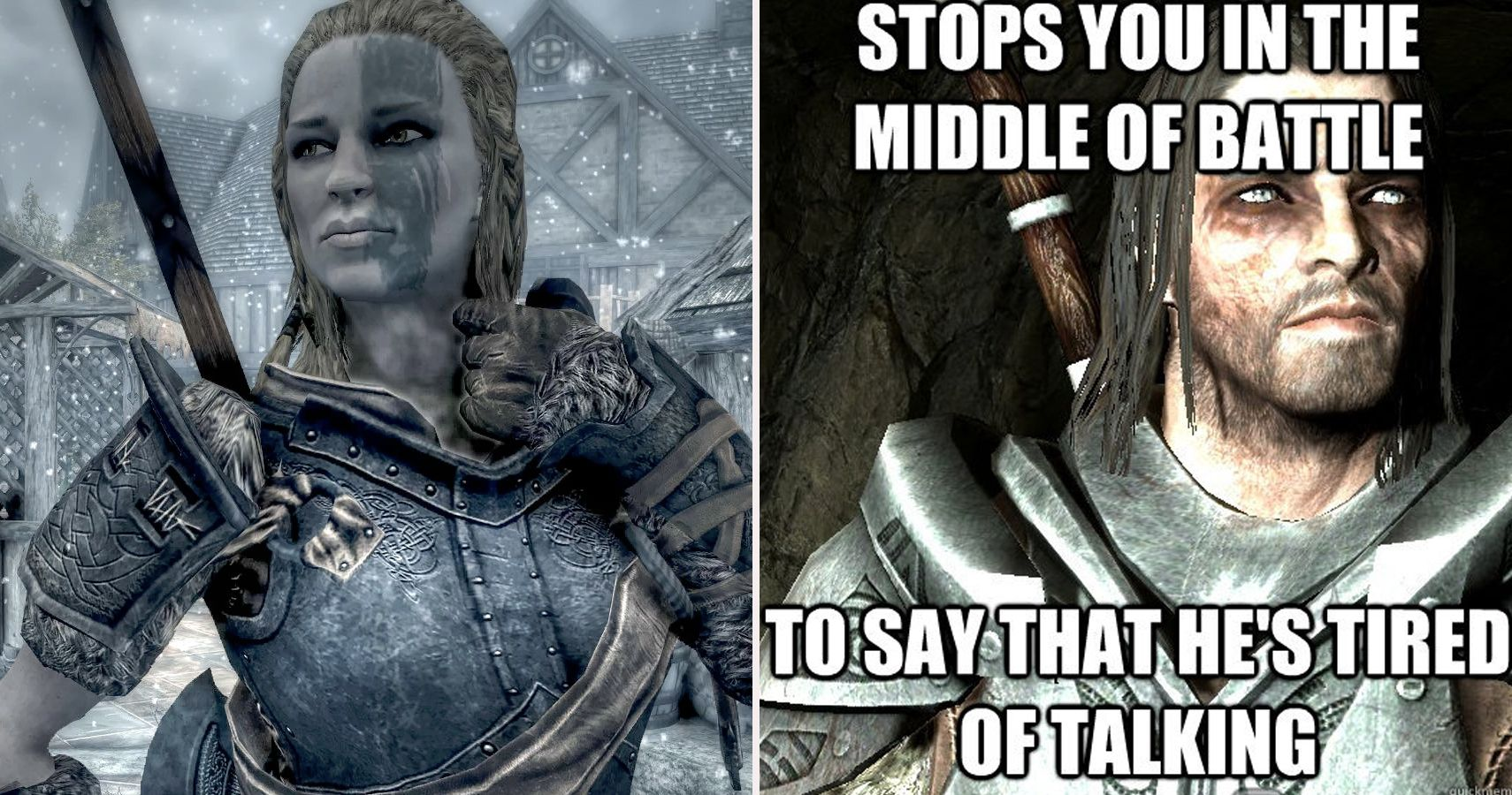 The Best And Worst Followers In Skyrim | TheGamer