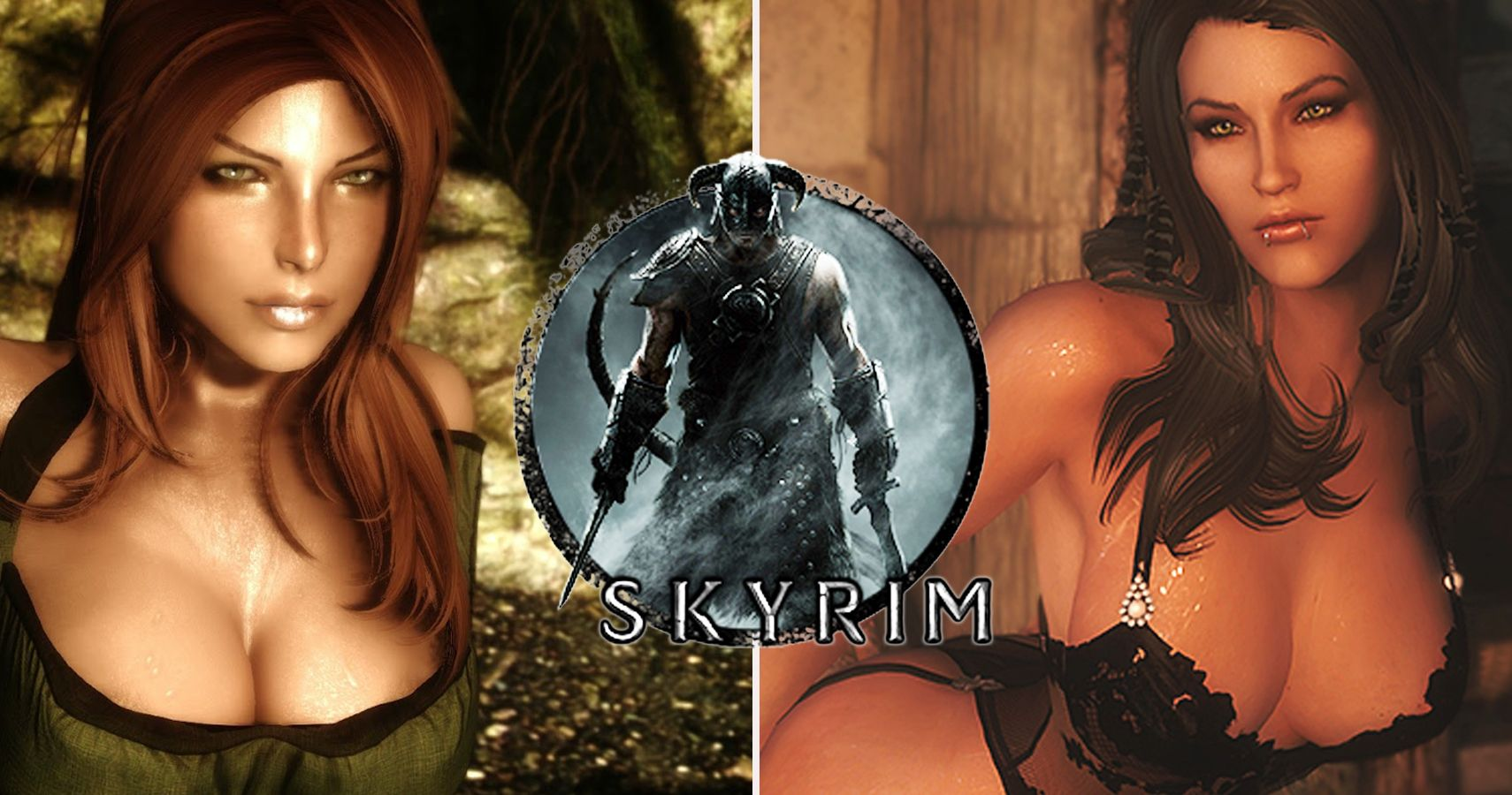 The Hottest Skyrim Mods (That Are Jaw Dropping) | TheGamer