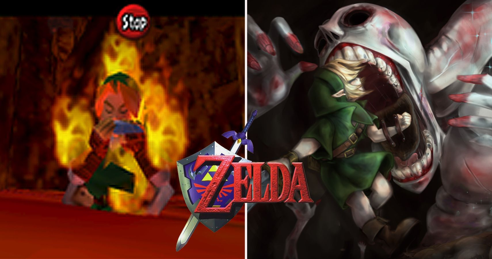 Awesome Things You Had No Idea You Could Do In Ocarina Of Time