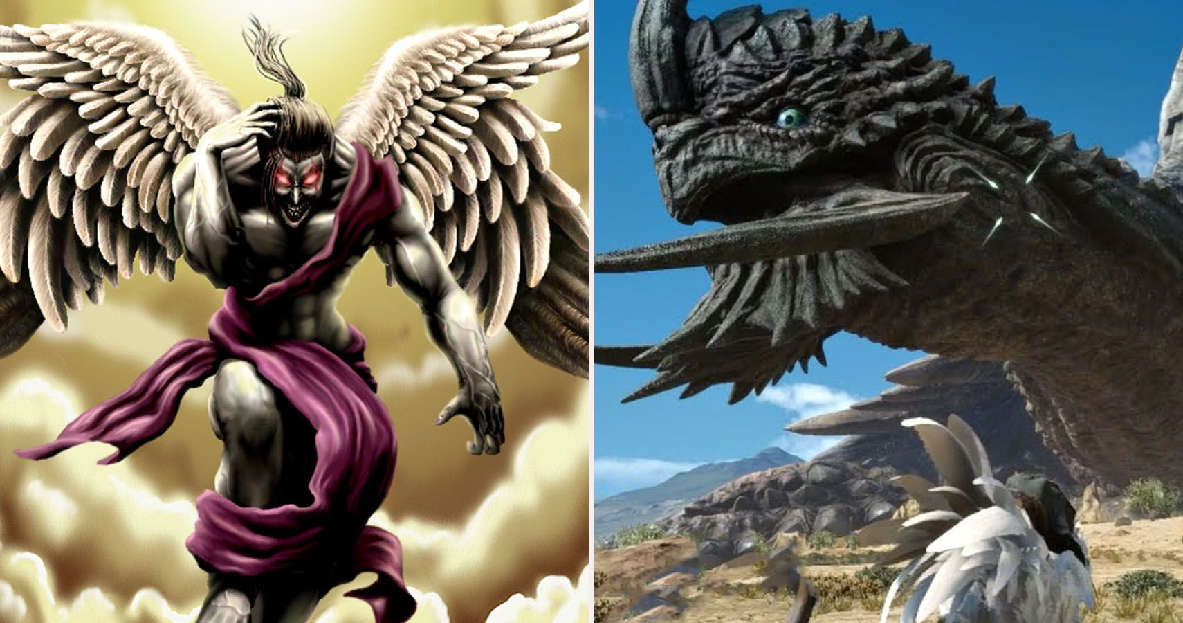 Final Fantasy Bosses That You Can Beat In One Hit Thegamer