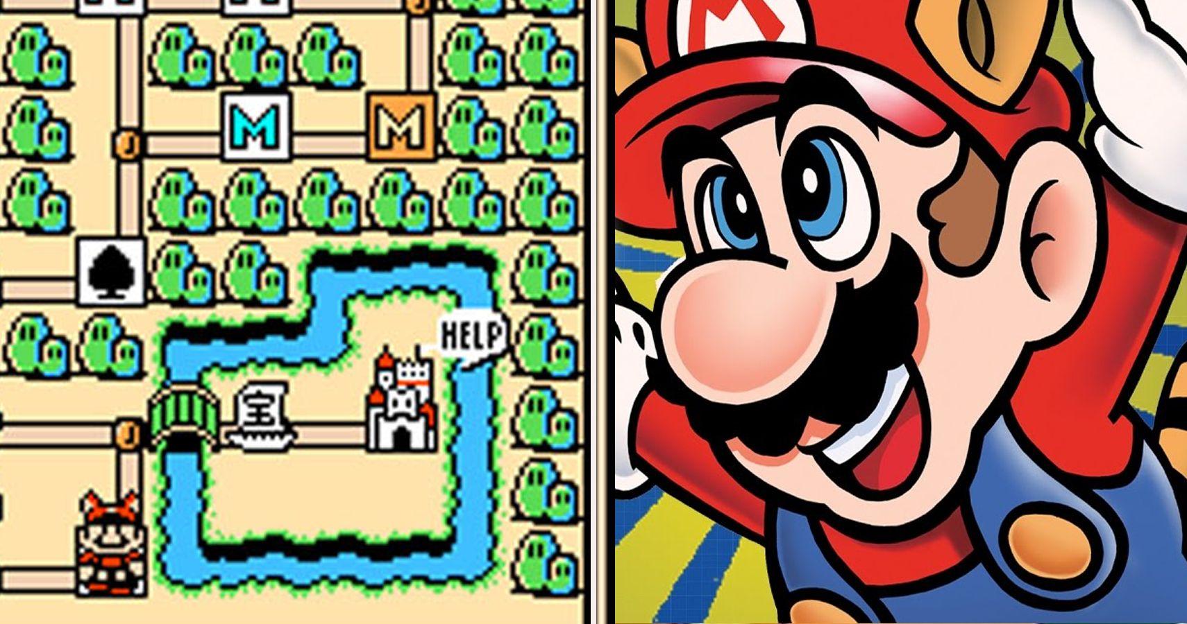Super Mario Bros  3: Crazy Things You Had No Idea About