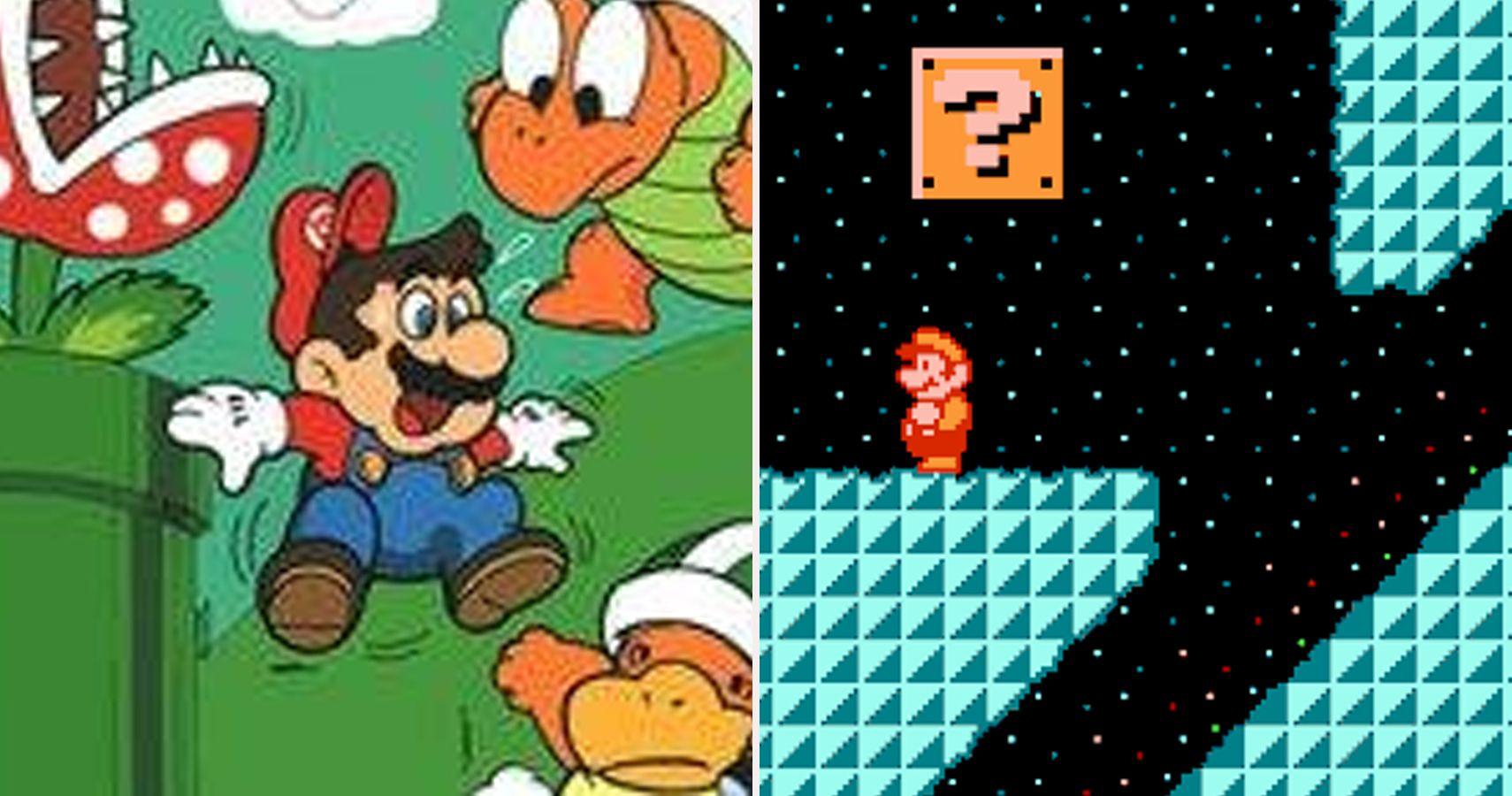 Super Mario Bros 3 Crazy Things You Had No Idea About