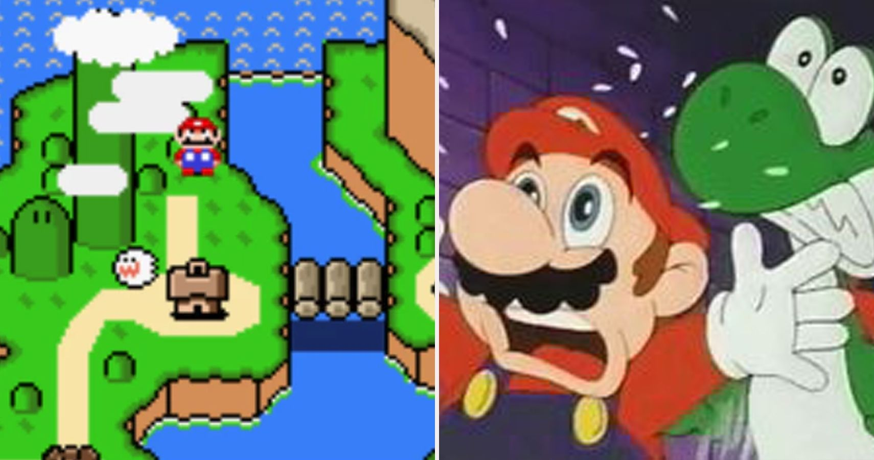 Amazing Things You Had NO Idea You Could Do In Super Mario World