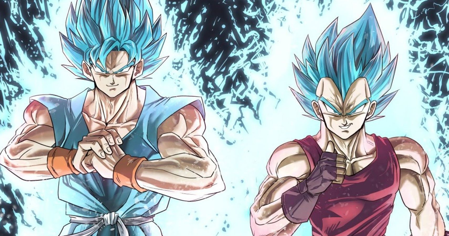 Big bang attack things vegeta can do that goku can t - Images dragon ball z ...