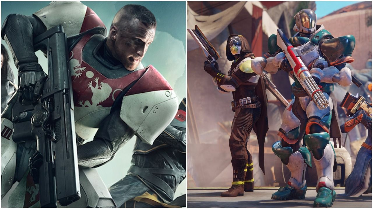Destiny 2: The Best And Worst Items In The Game | TheGamer