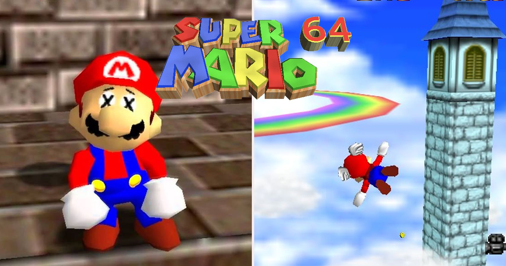 Awesome Things You Never Knew You Could Do In Super Mario 64