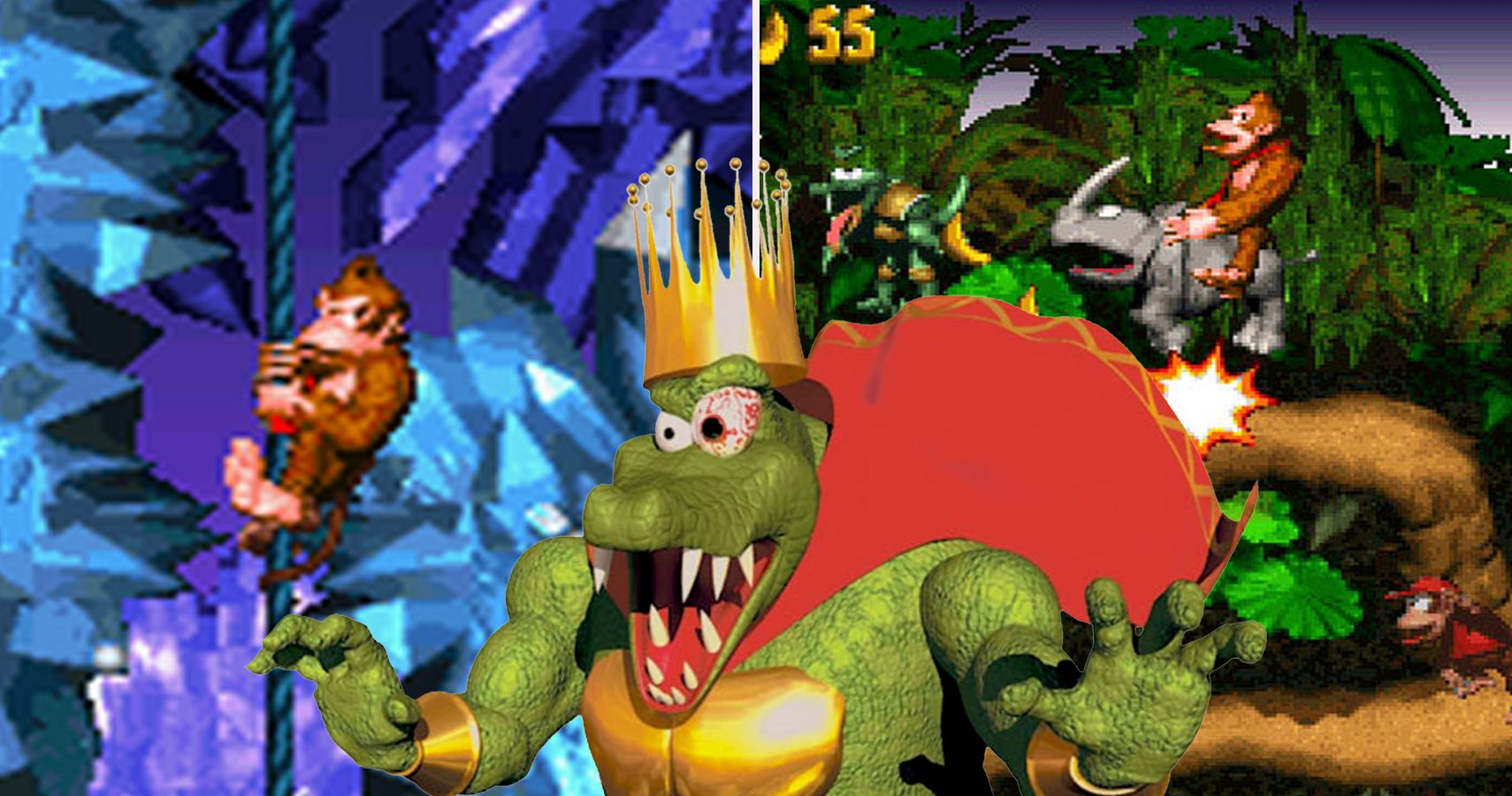 Shocking Facts You Didnt Know About Donkey Kong Country