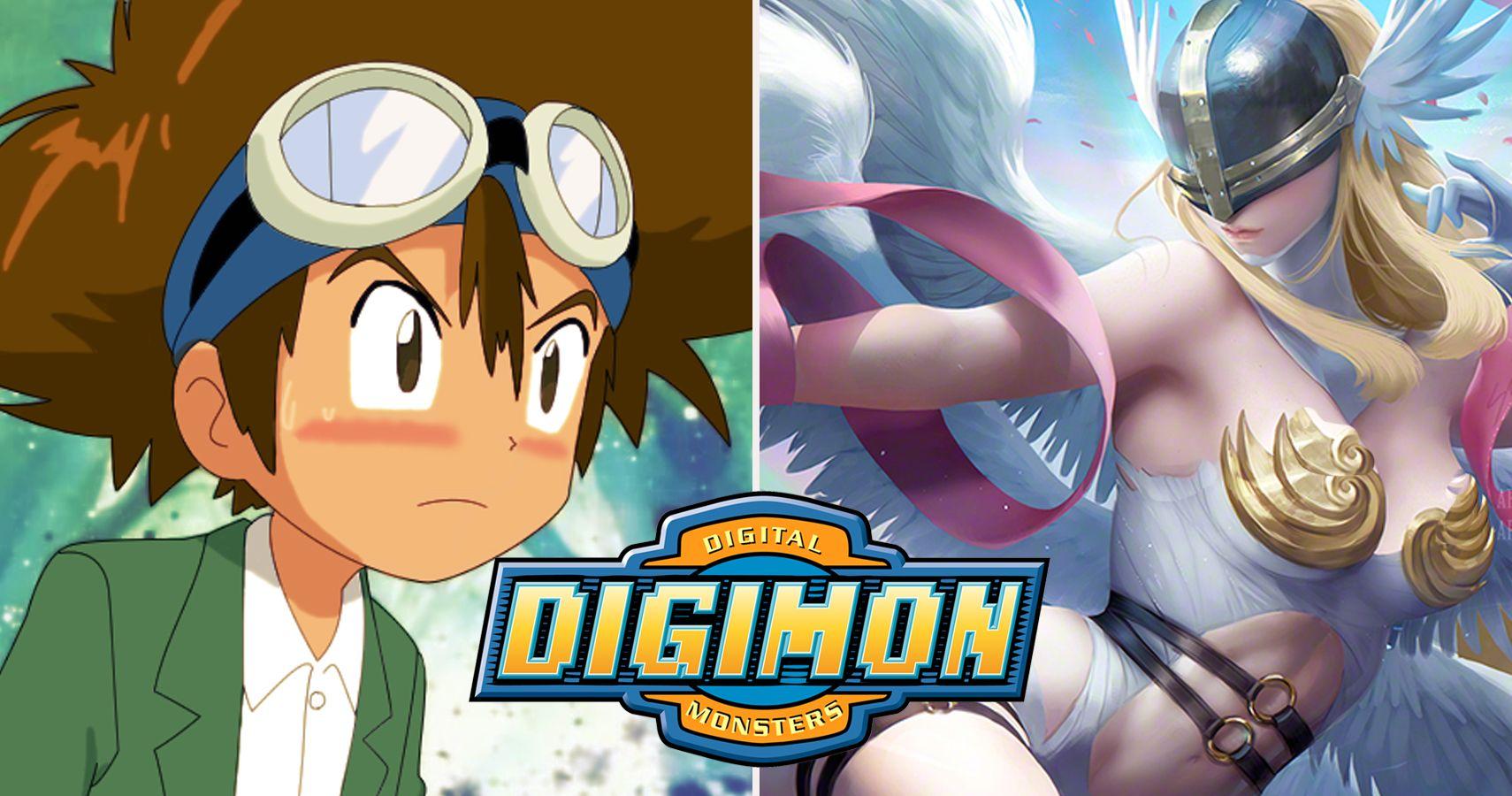 Secrets The Creators Of Digimon Want To Bury   TheGamer