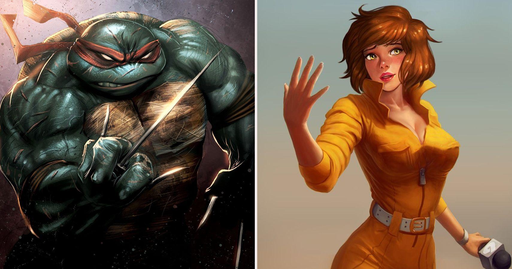 Half-Shell: Shockingly Dark Secrets About the Teenage Mutant Ninja