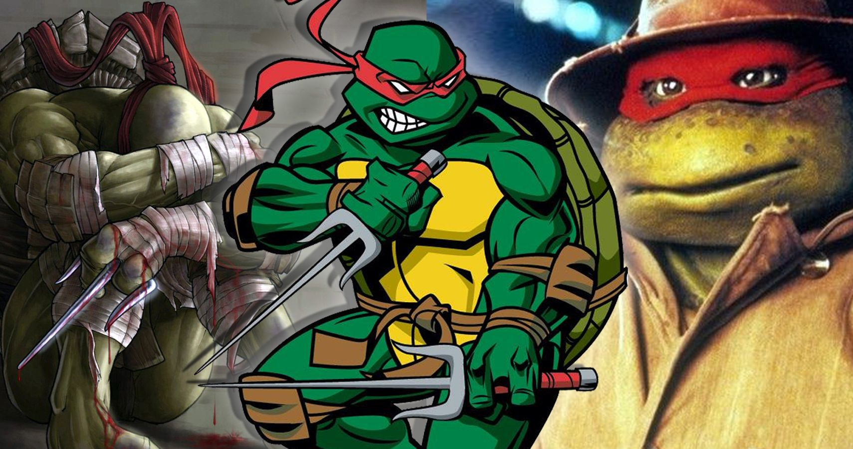 Cowabunga! Crazy Things You Never Knew About Raphael From