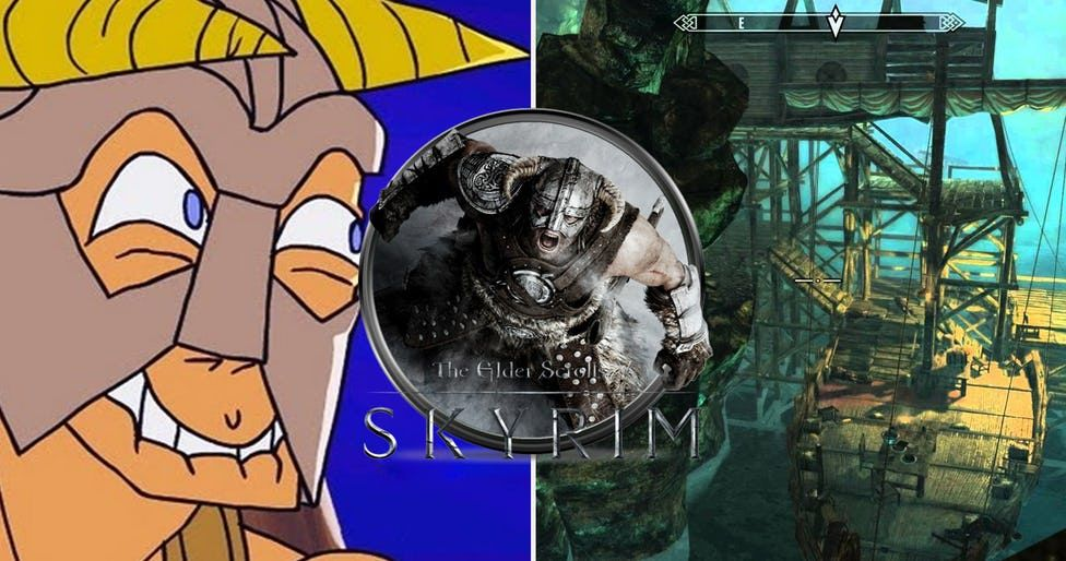Awesome Side Quests You Didn't Know About In Skyrim | TheGamer