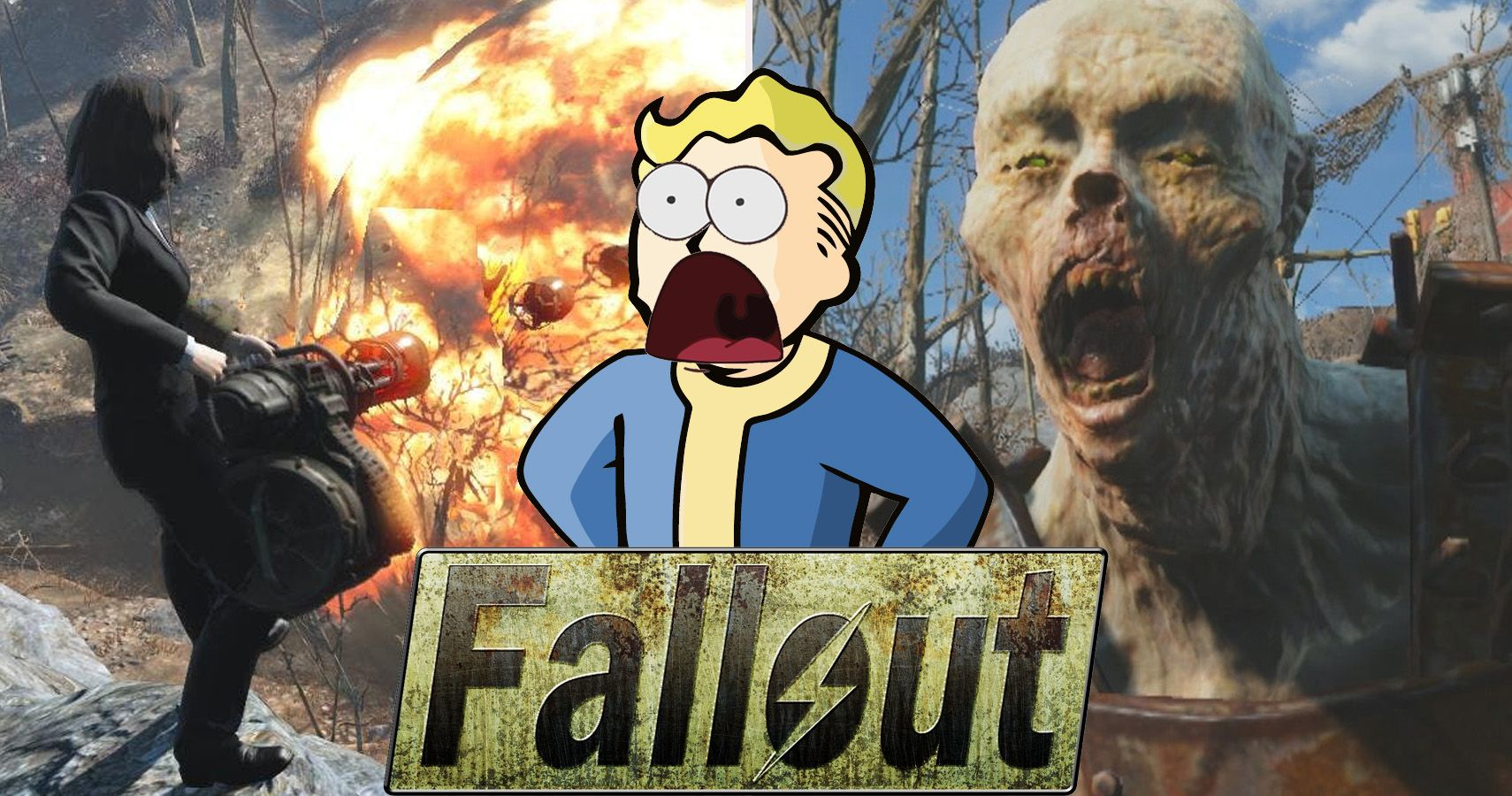 The Most Messed Up Things You Can Do In Fallout 4 | TheGamer