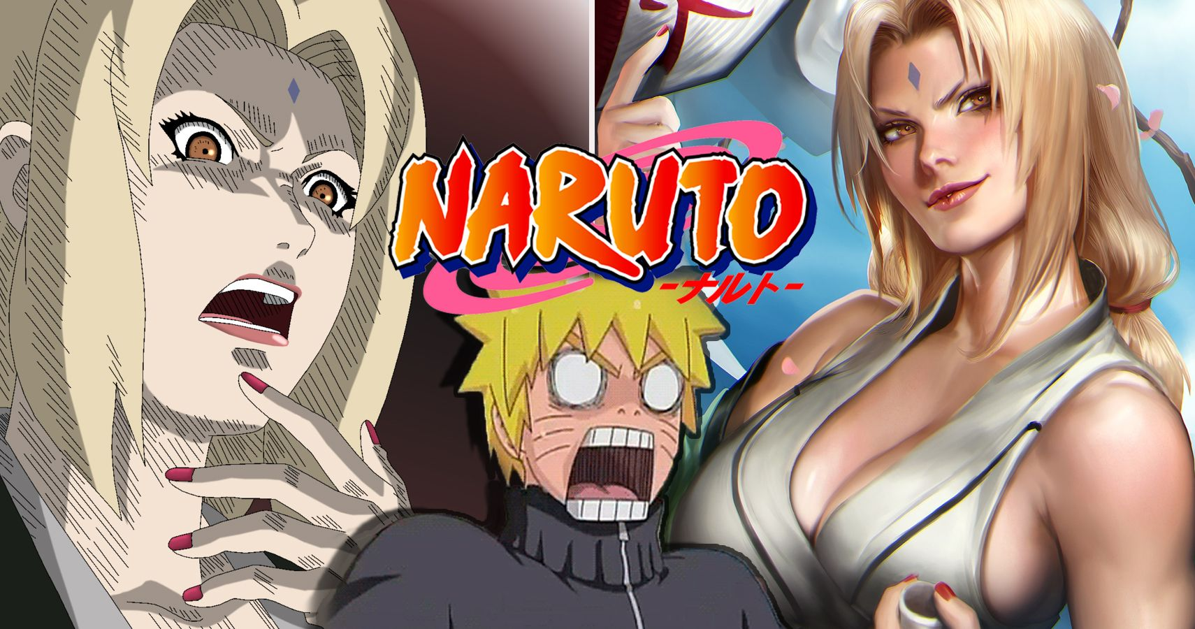 Powerful: Crazy Things You Didn't Know About Tsunade From Naruto