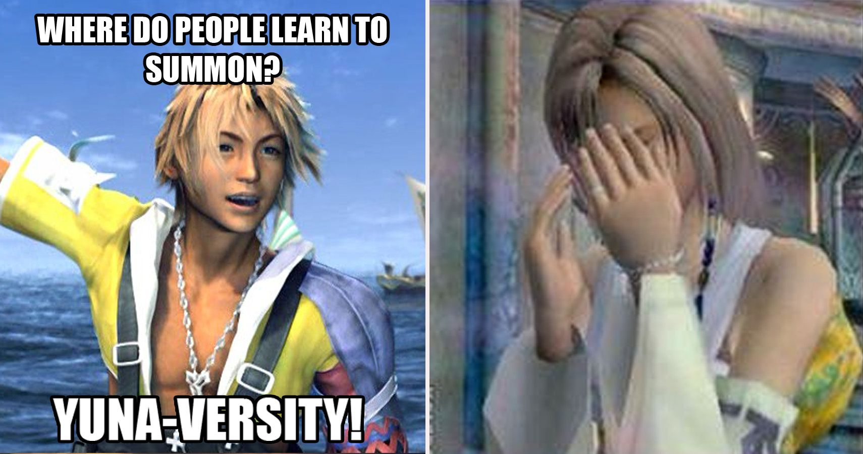 Hilarious Final Fantasy Memes That Will Leave You Laughing