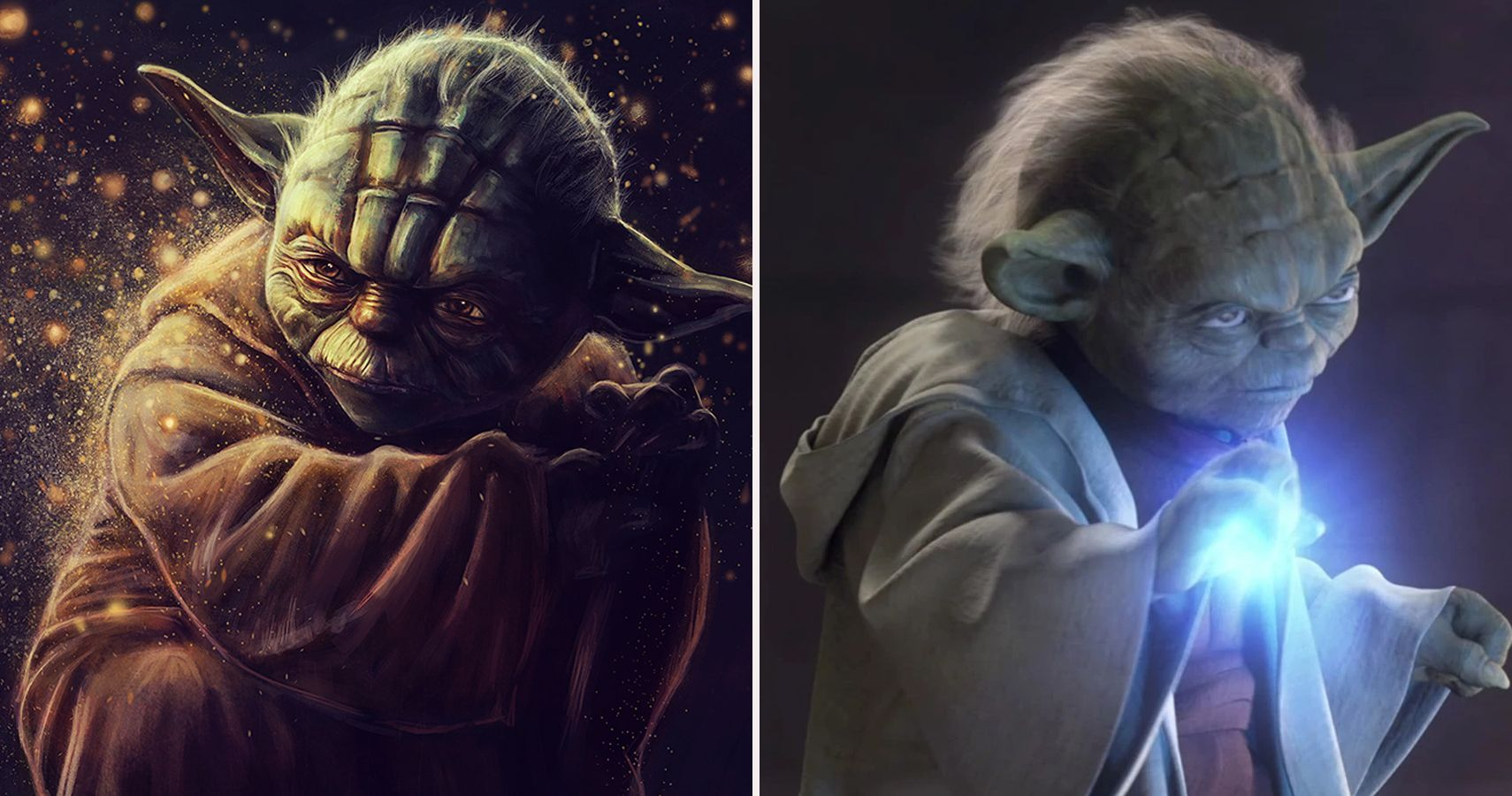 Jedi Master Dark Secrets About Yoda From Star Wars You Really Dont