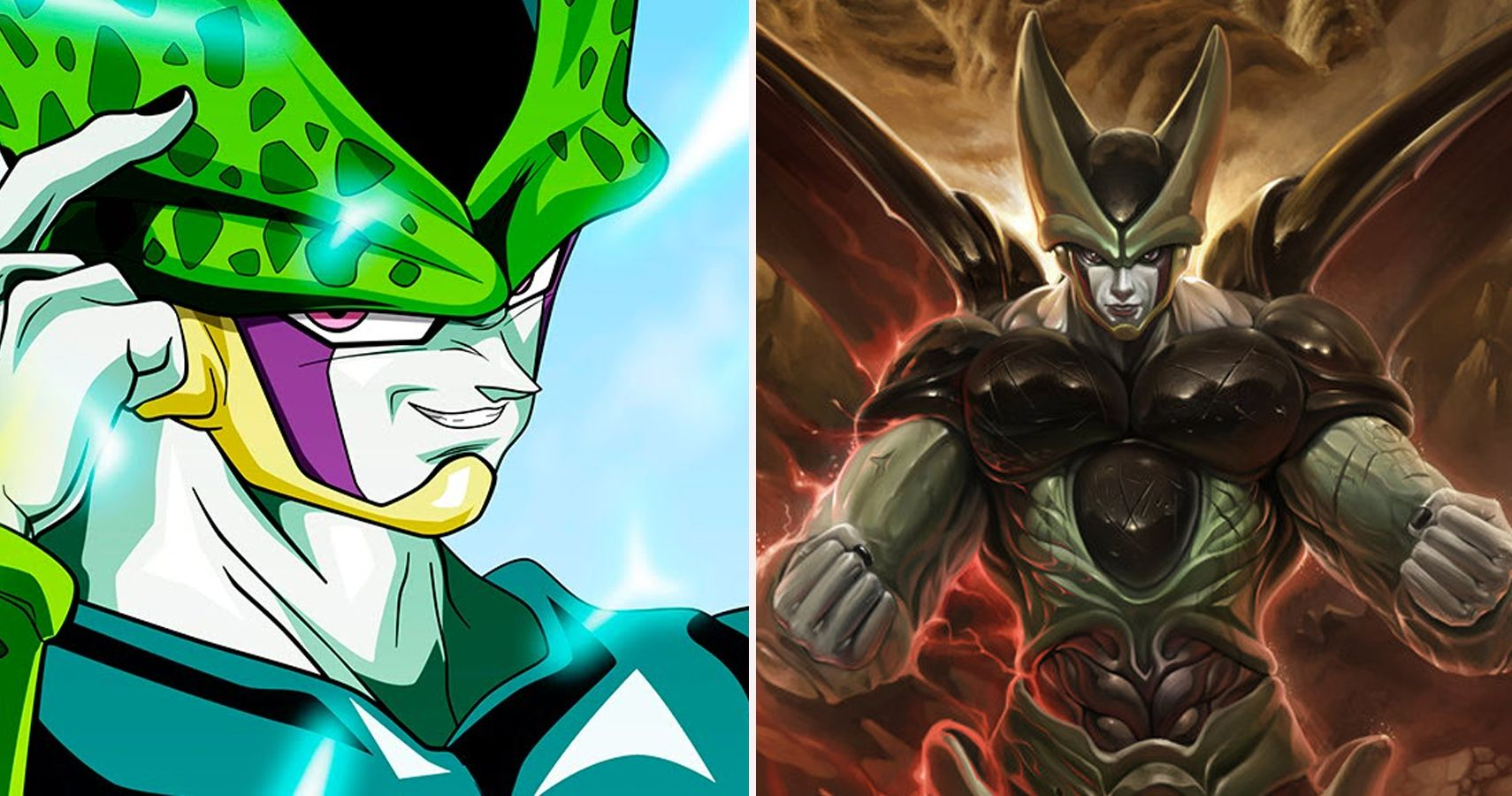 Powerful 25 Dark Facts That Make Cell From Dragon Ball Too Scary