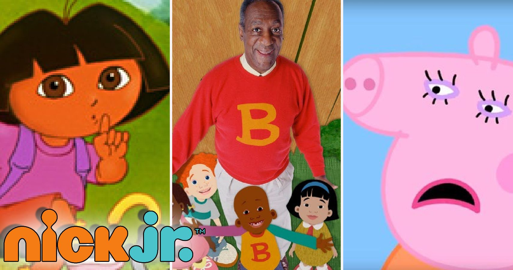 Inappropriate Things You Never Noticed In Nick Jr  Shows