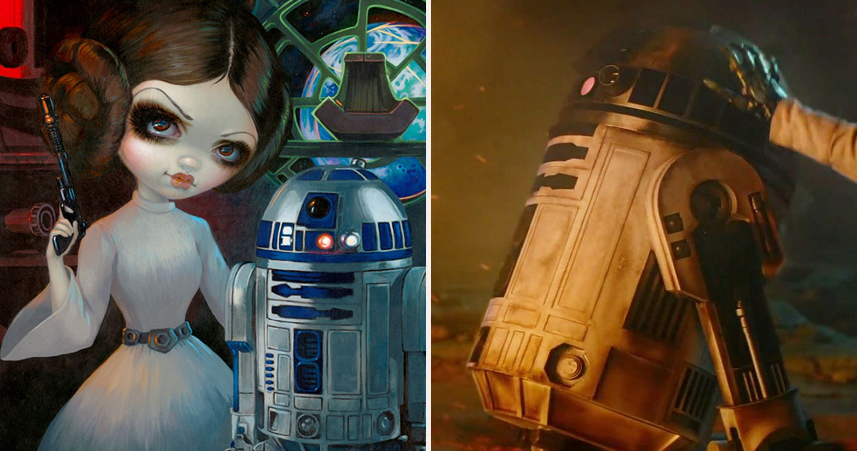 Star Wars: Dark Facts You Didn't Know About R2-D2 | TheGamer