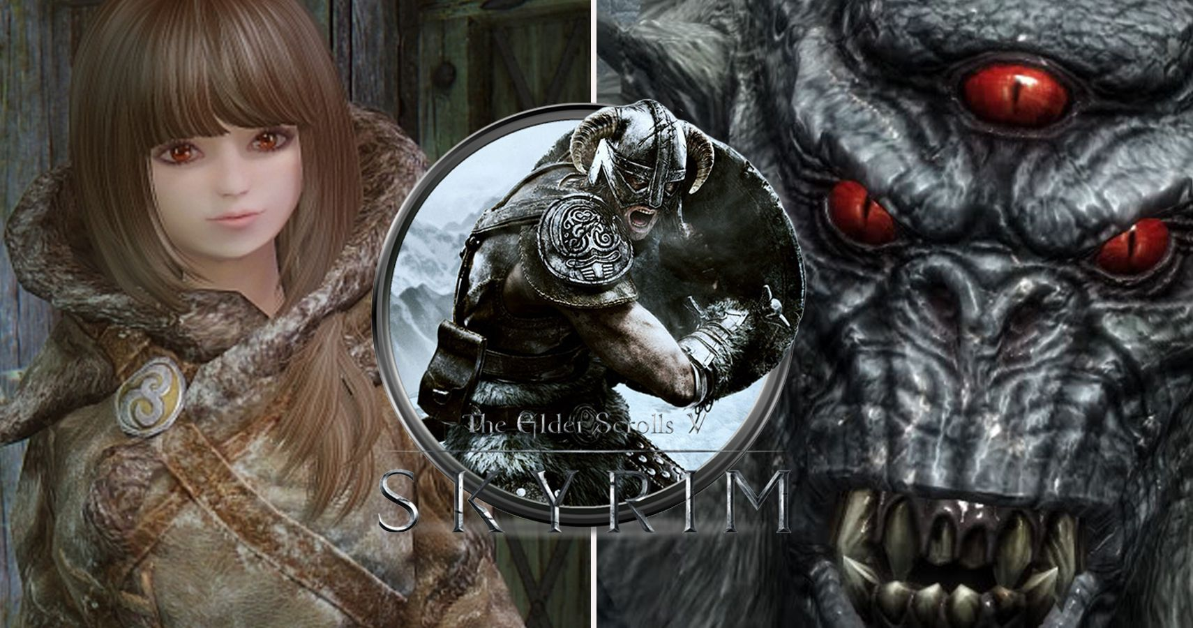 Crazy Things You Missed In Skyrim | TheGamer