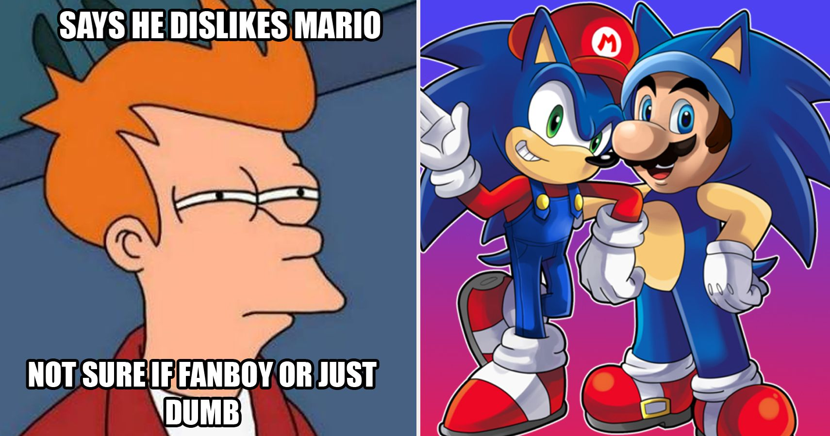 Hilarious Nintendo Vs Sega Memes Only True Fans Will Understand