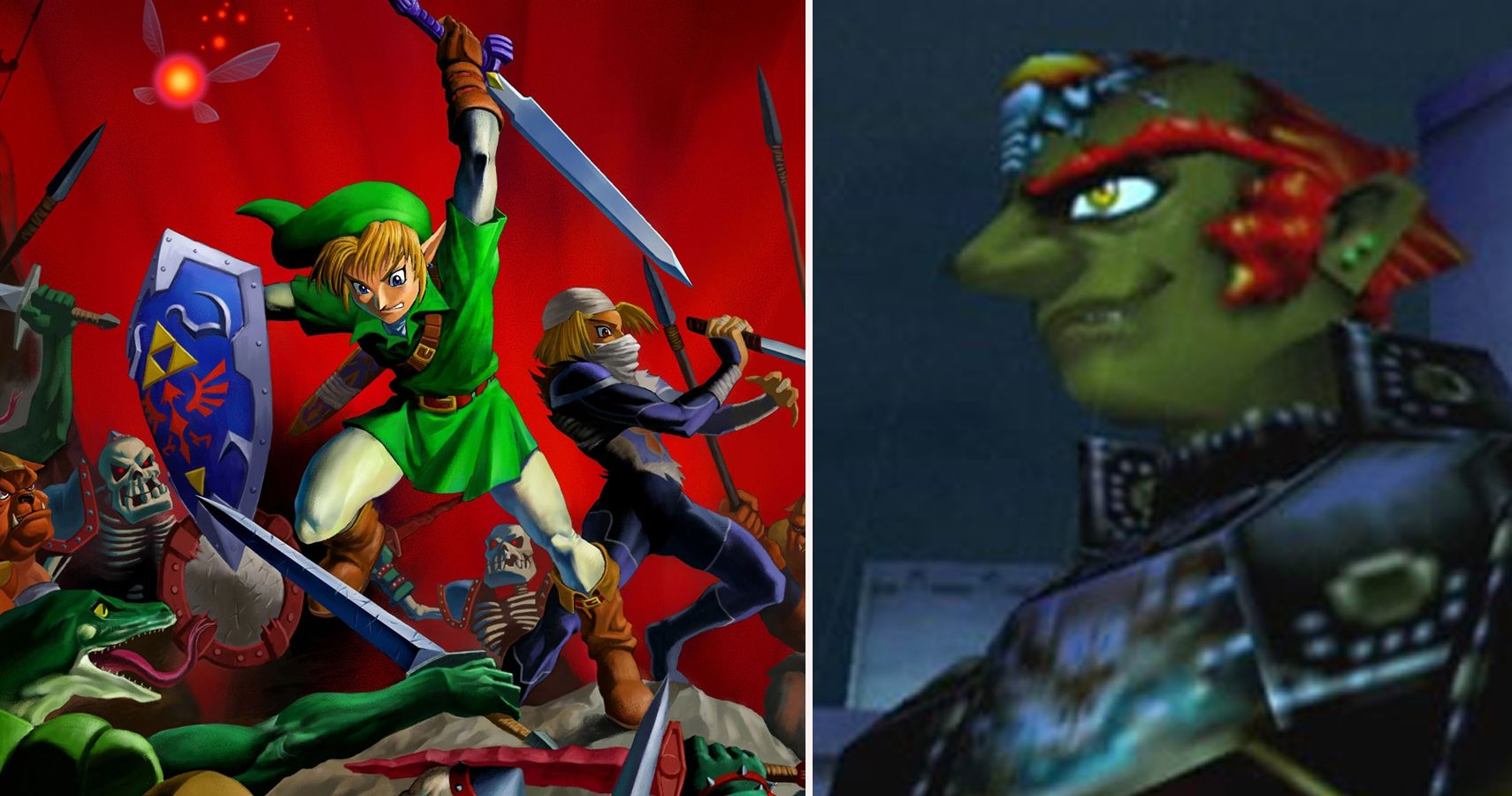 Dark Truths About The Legend Of Zelda: Ocarina Of Time You Really