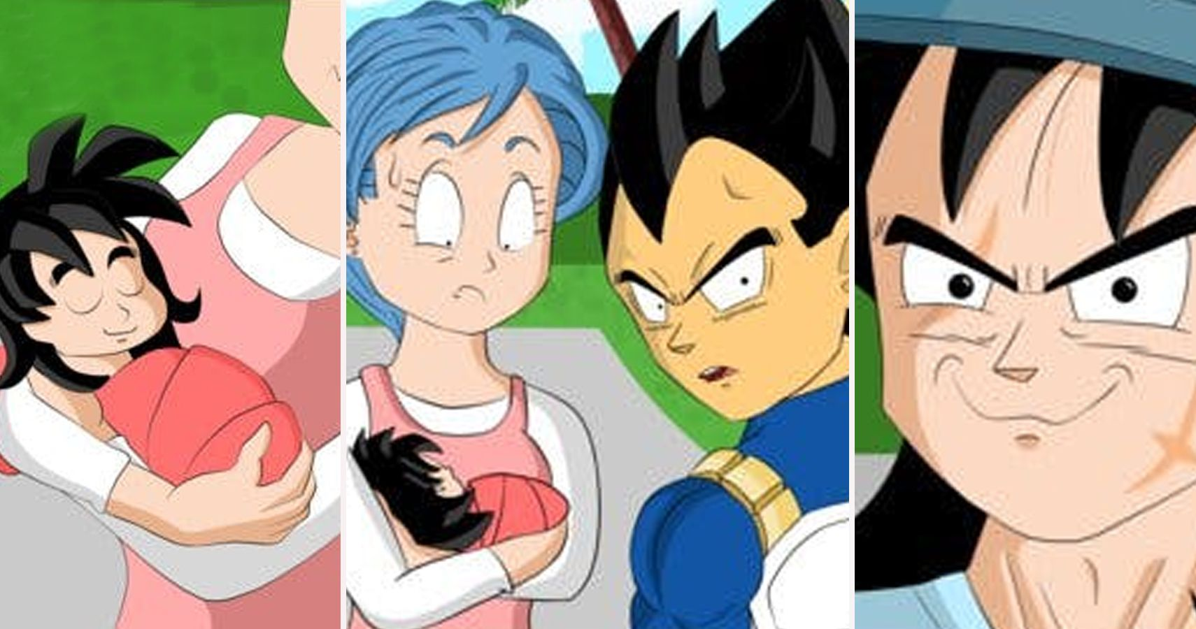 25 Dragon Ball Comics That Are Extra Sweet Thegamer