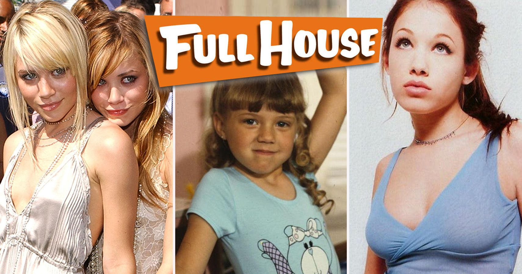 All Grown Up: 25 Pictures Of The Full House Characters As ...