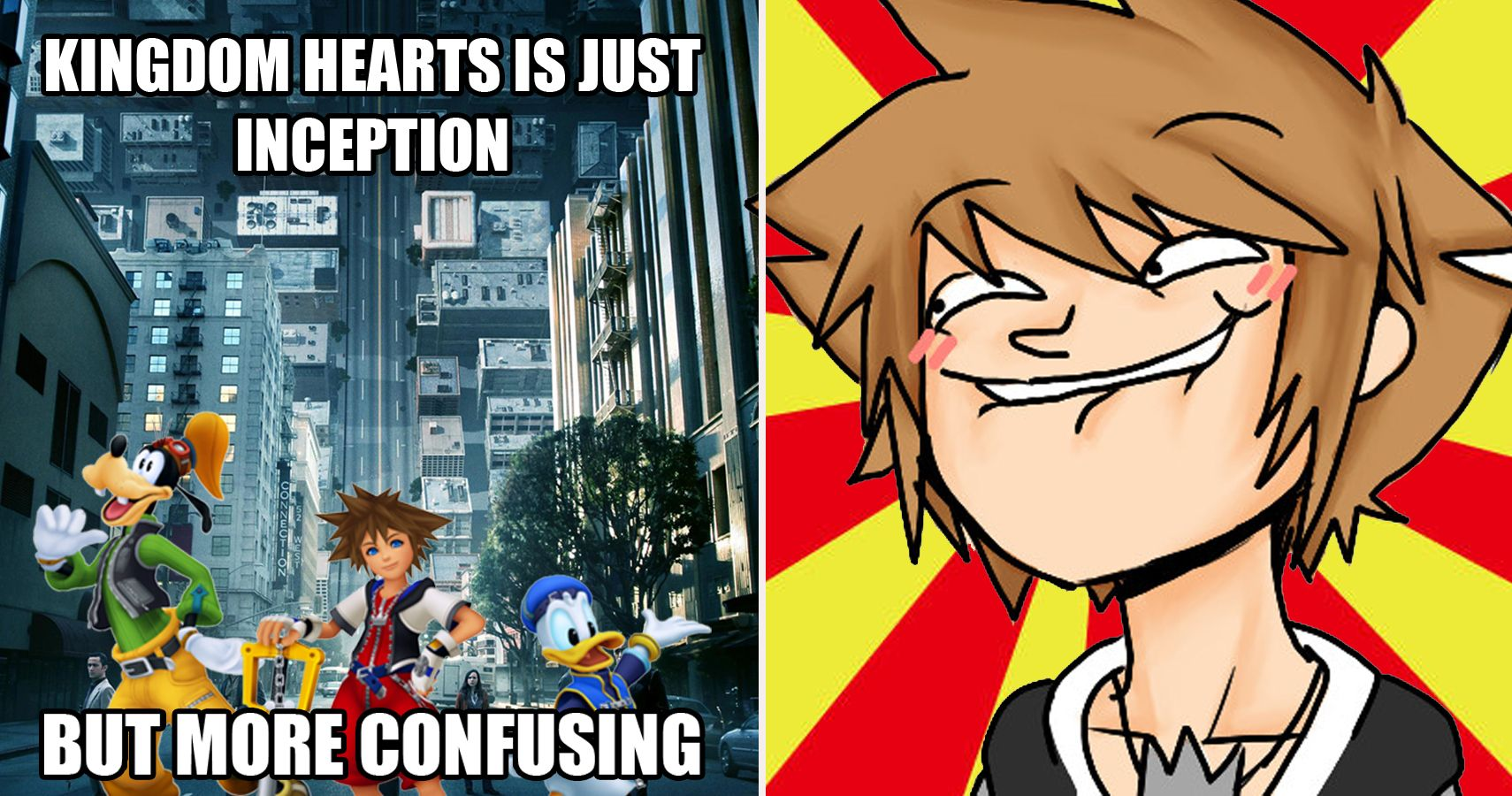 24 Hilarious Kingdom Hearts Memes That Will Leave You Laughing
