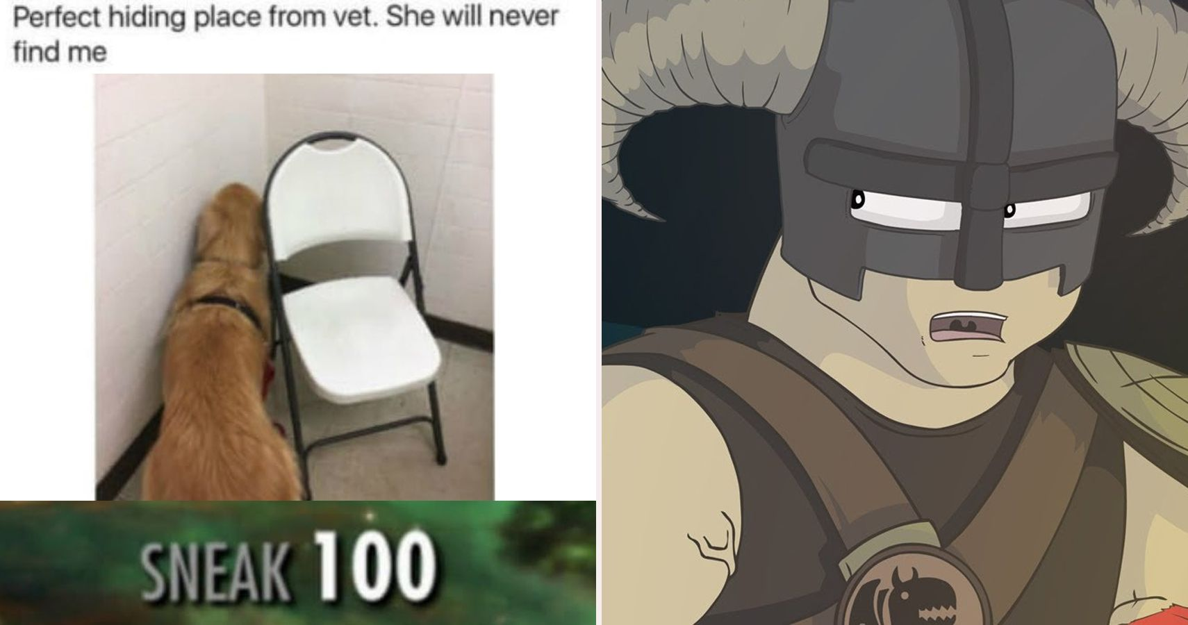 24 Hilarious Skyrim Skill Memes Only True Fans Will Understand