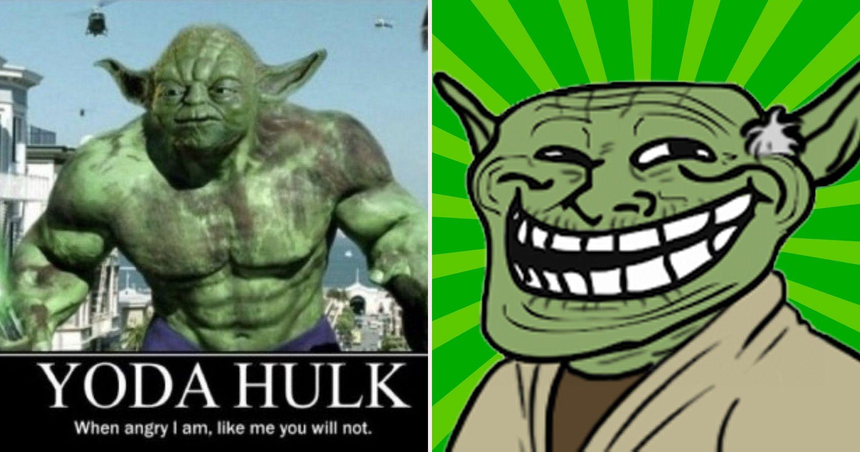 Star Wars 25 Hilarious Yoda Memes We Never Saw Coming Thegamer