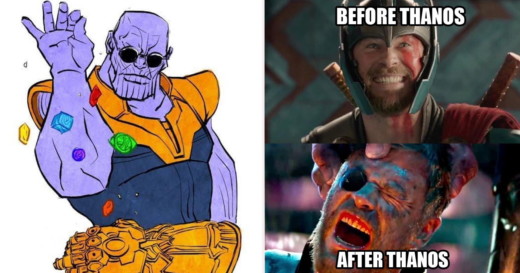 25 Hilarious Thanos Memes Only Marvel Fans Will Understand