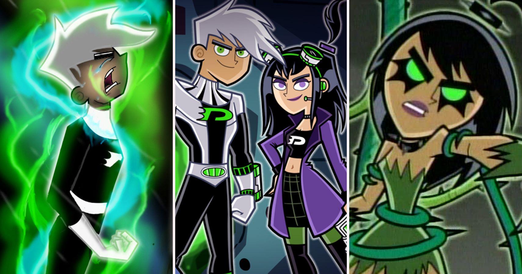 Danny Phantom Duplicate Ghost Power Theory - YouTube  |Danny Phantom Ghost Power Rankings