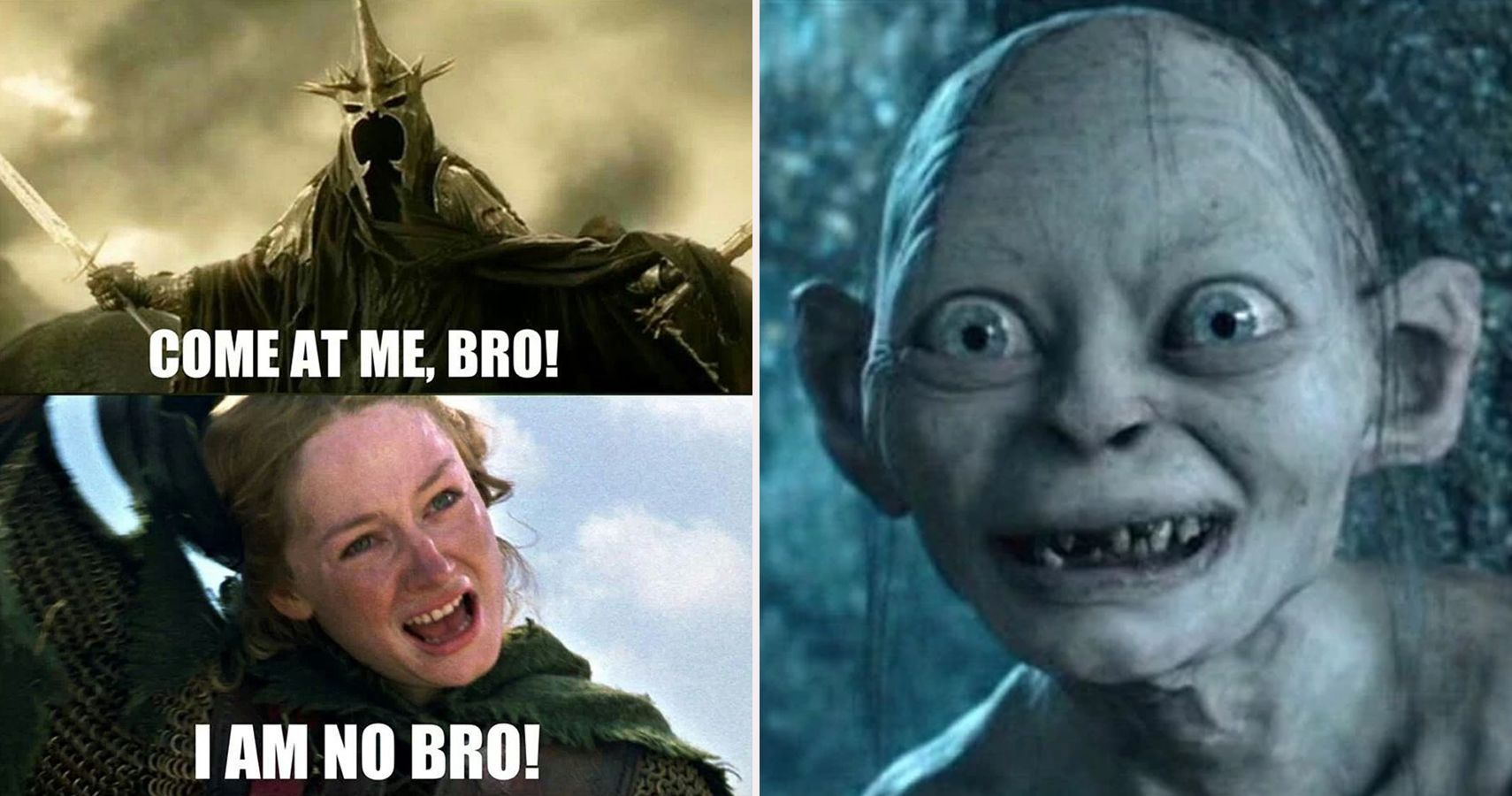 20 Hilarious Lord Of The Rings Memes That Change The Way We See