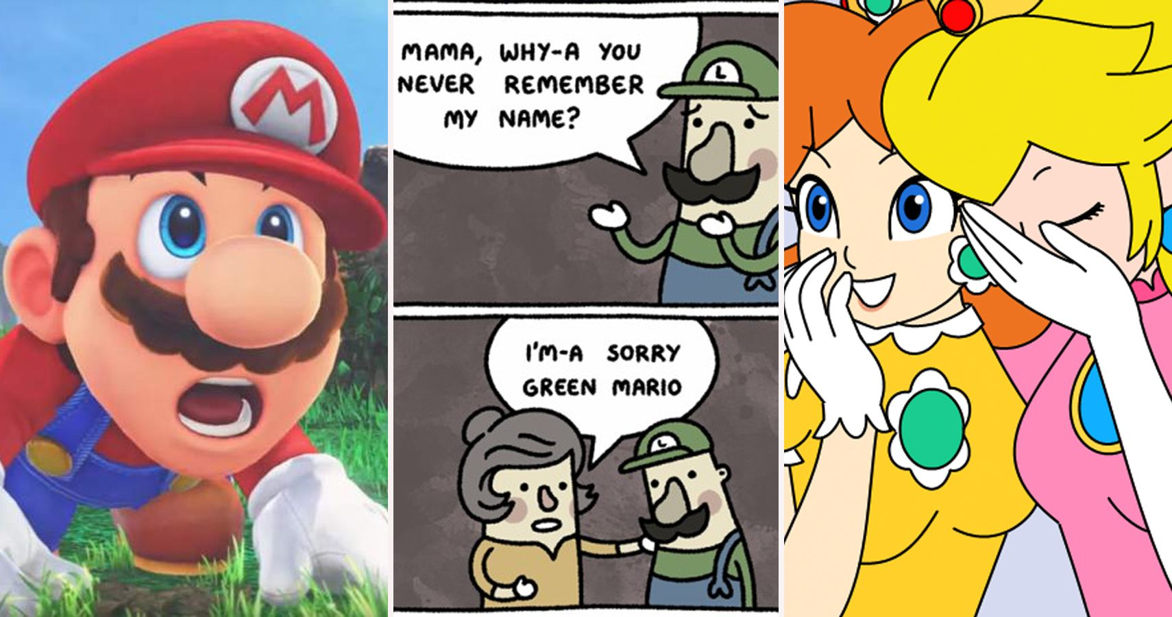 25 Hilarious Super Mario Comics That Are Extra Sweet Thegamer