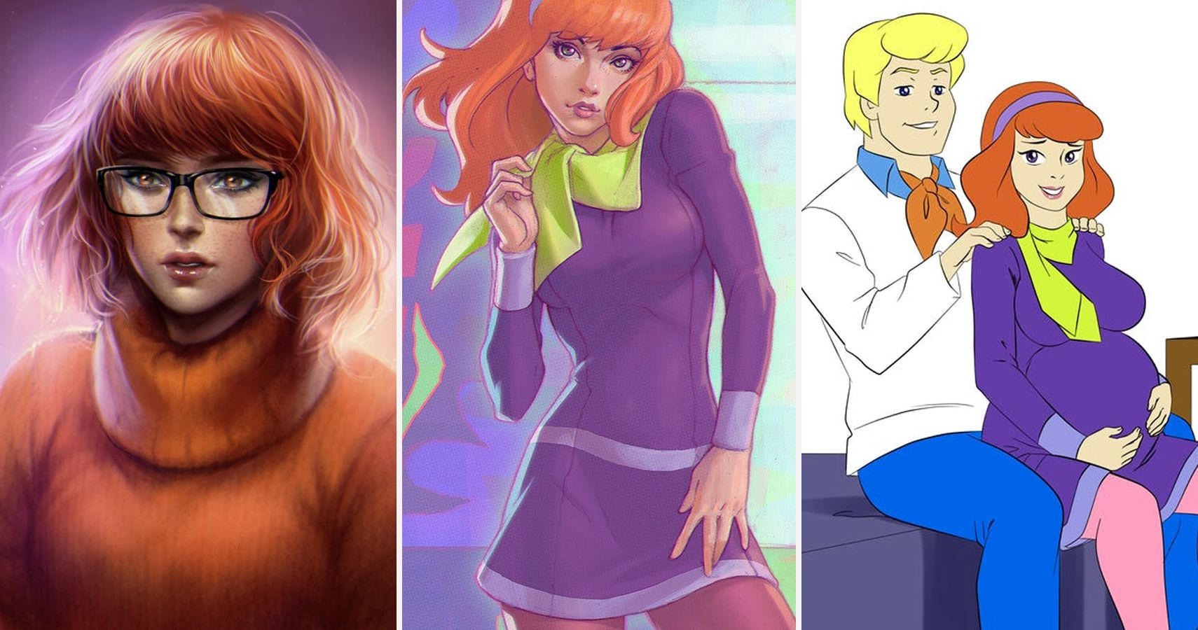 shaggy and daphne love fanfiction