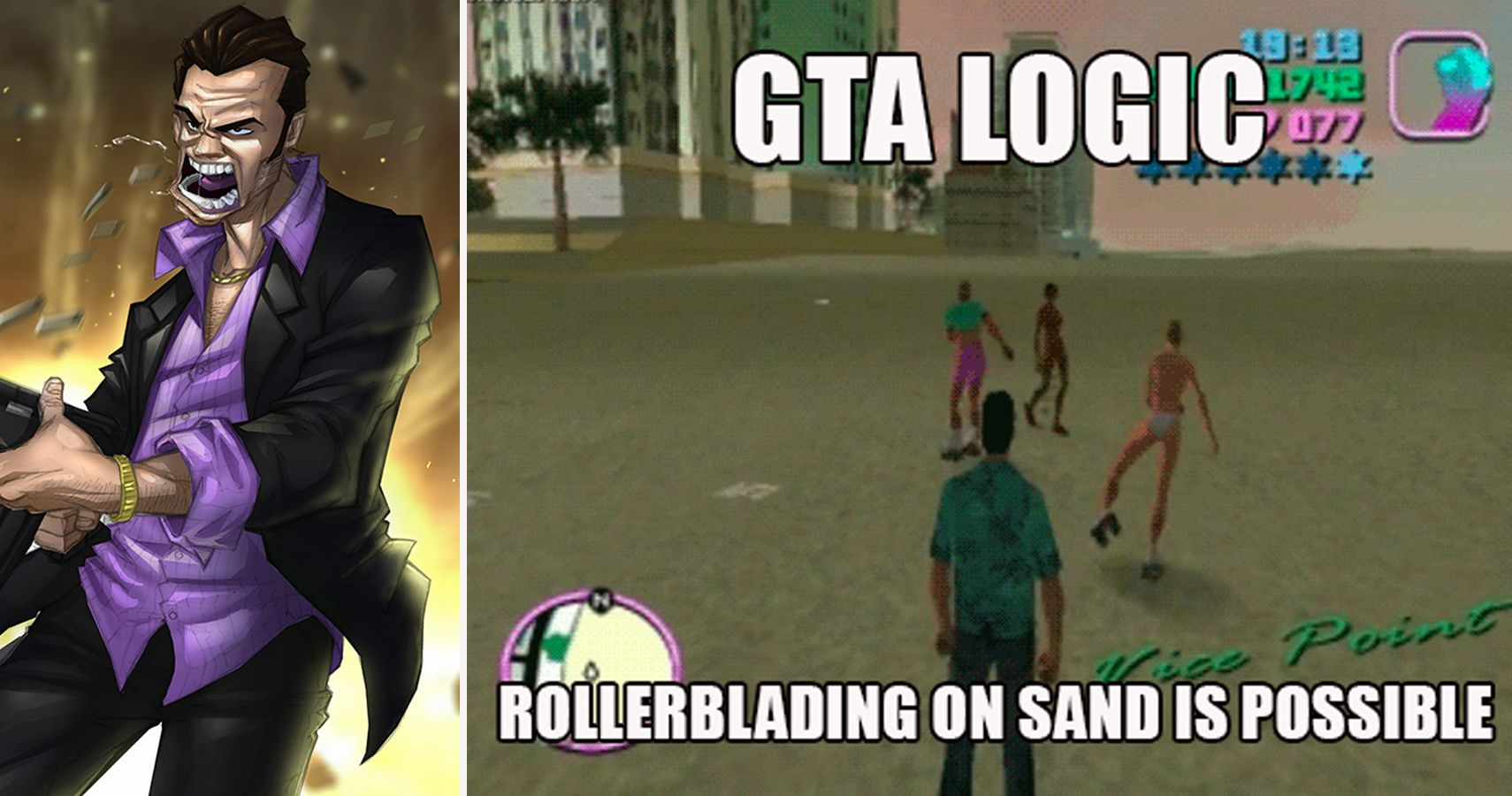 20 Hilarious Grand Theft Auto: Vice City Memes | TheGamer