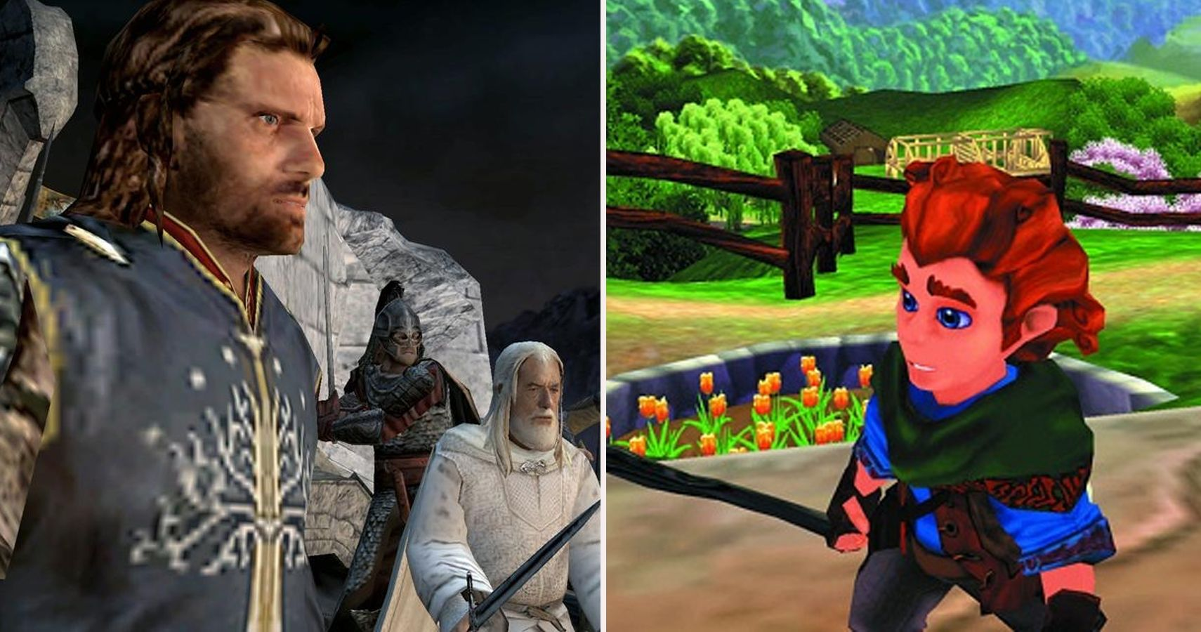 Every Single The Lord Of The Rings Video Game, Officially Ranked