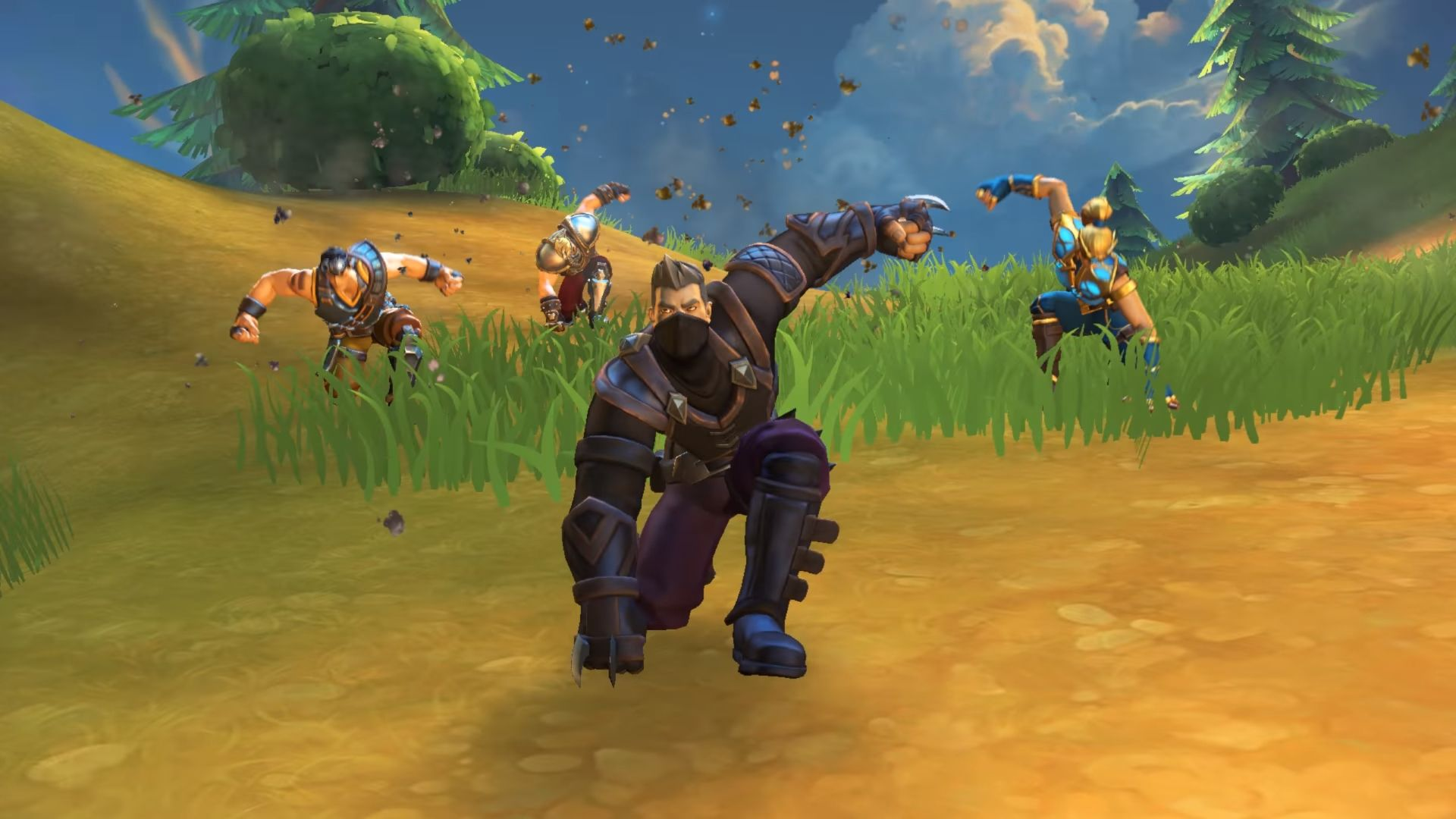 Paladins Battle Royale Spin-Off 'Realm Royale' Has Lost 95% Of Its