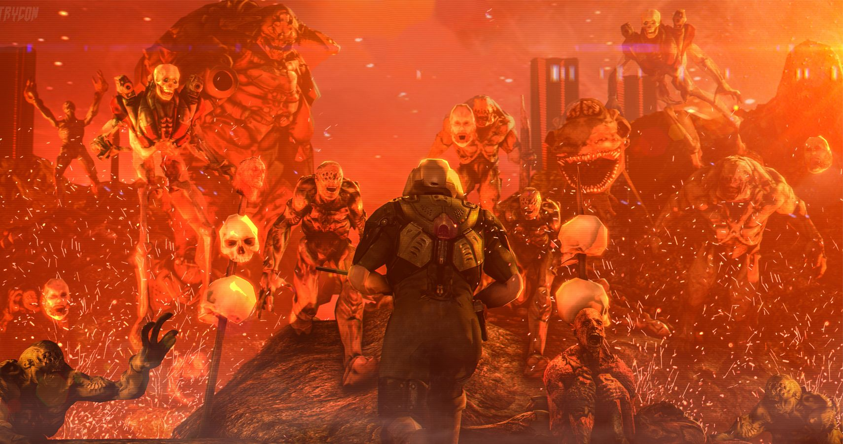 30 Things Fans Didn't Know They Could Do In The DOOM Games