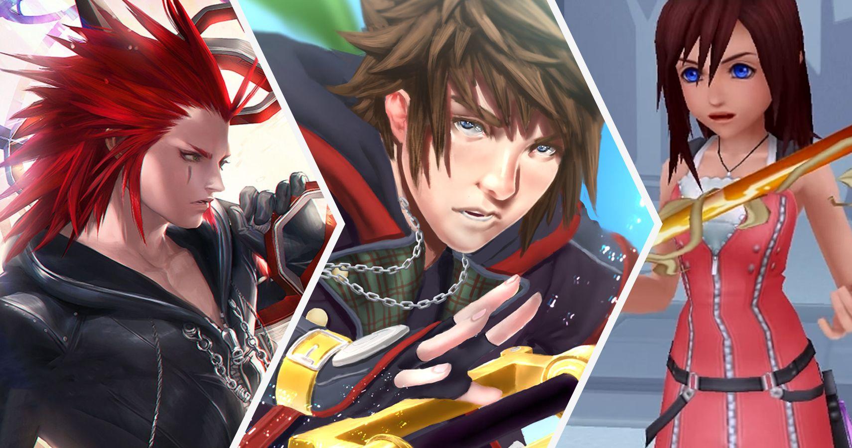 Kingdom Hearts III | OnRPG