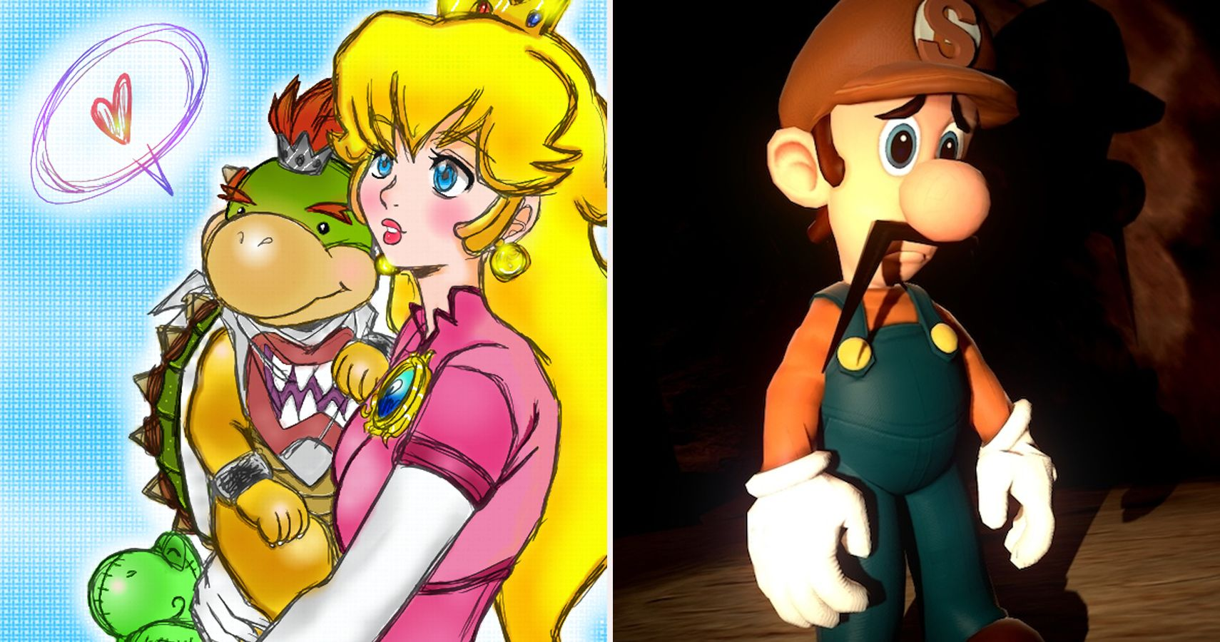 24 Super Mario Fan Theories That Are Too Good To Be True