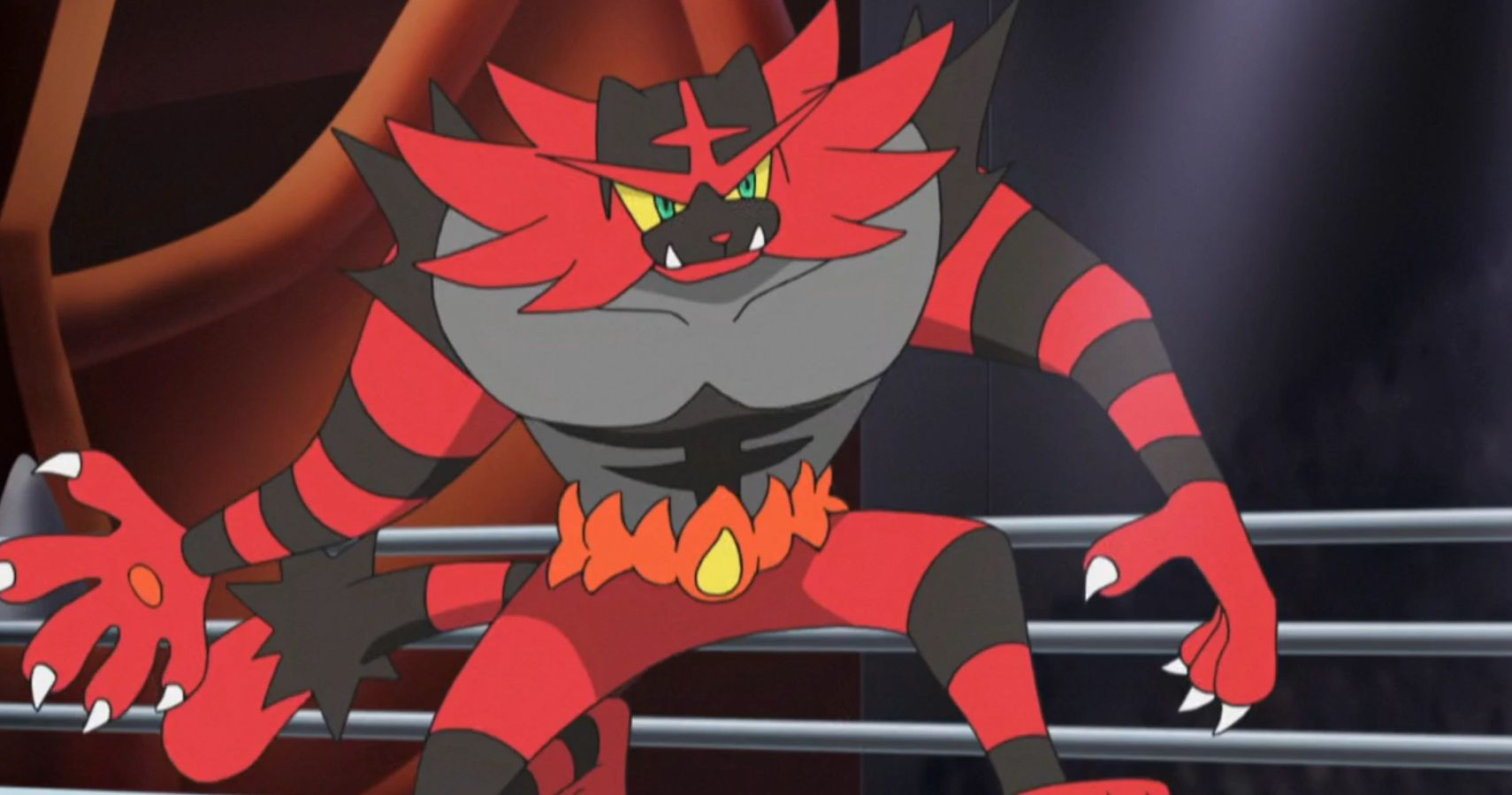 Rumor: Next Smash Bros  Characters Are Pokémon's Incineroar