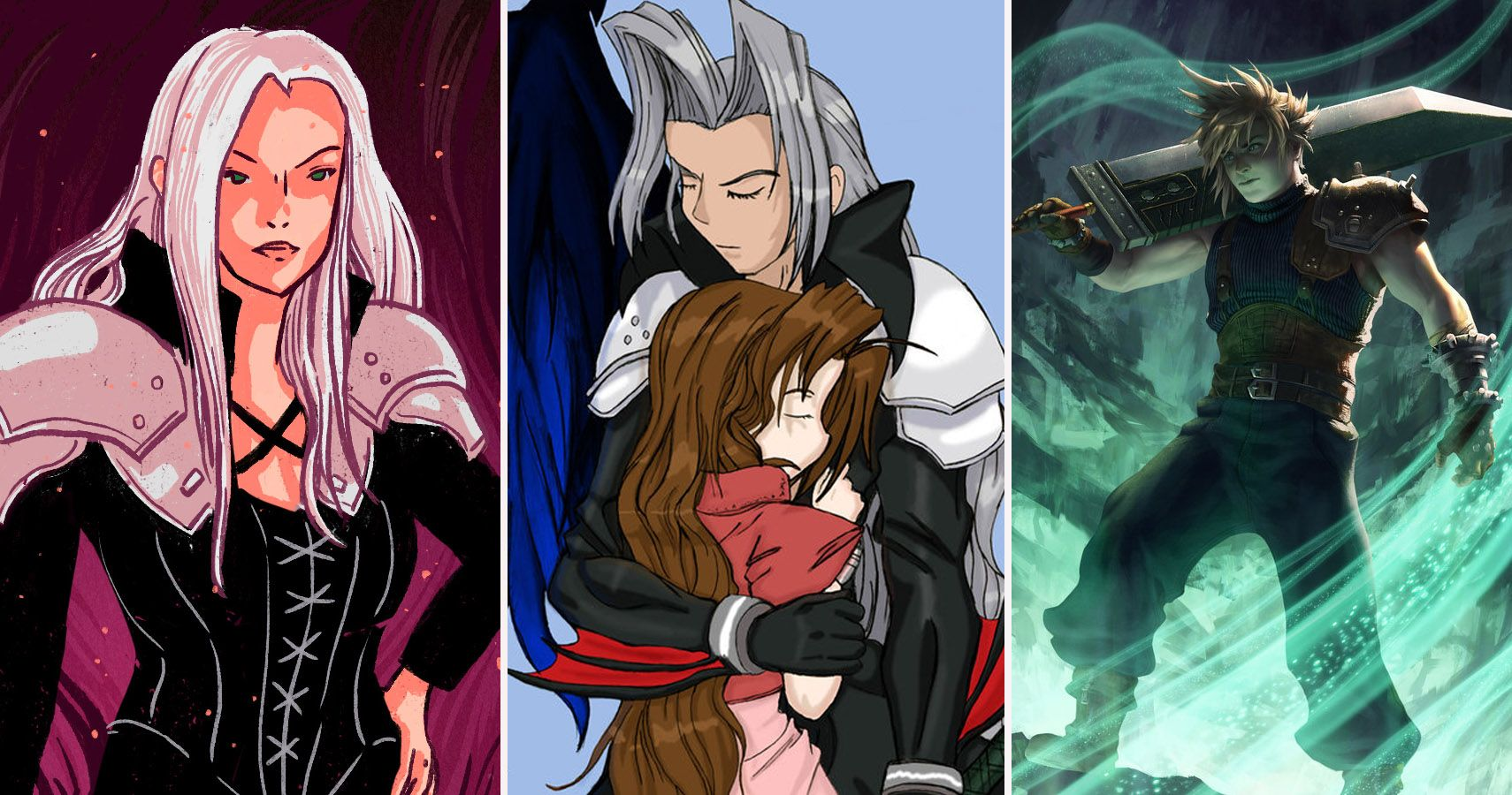 20 Amazing Things Deleted From Final Fantasy 7 (That Would Have